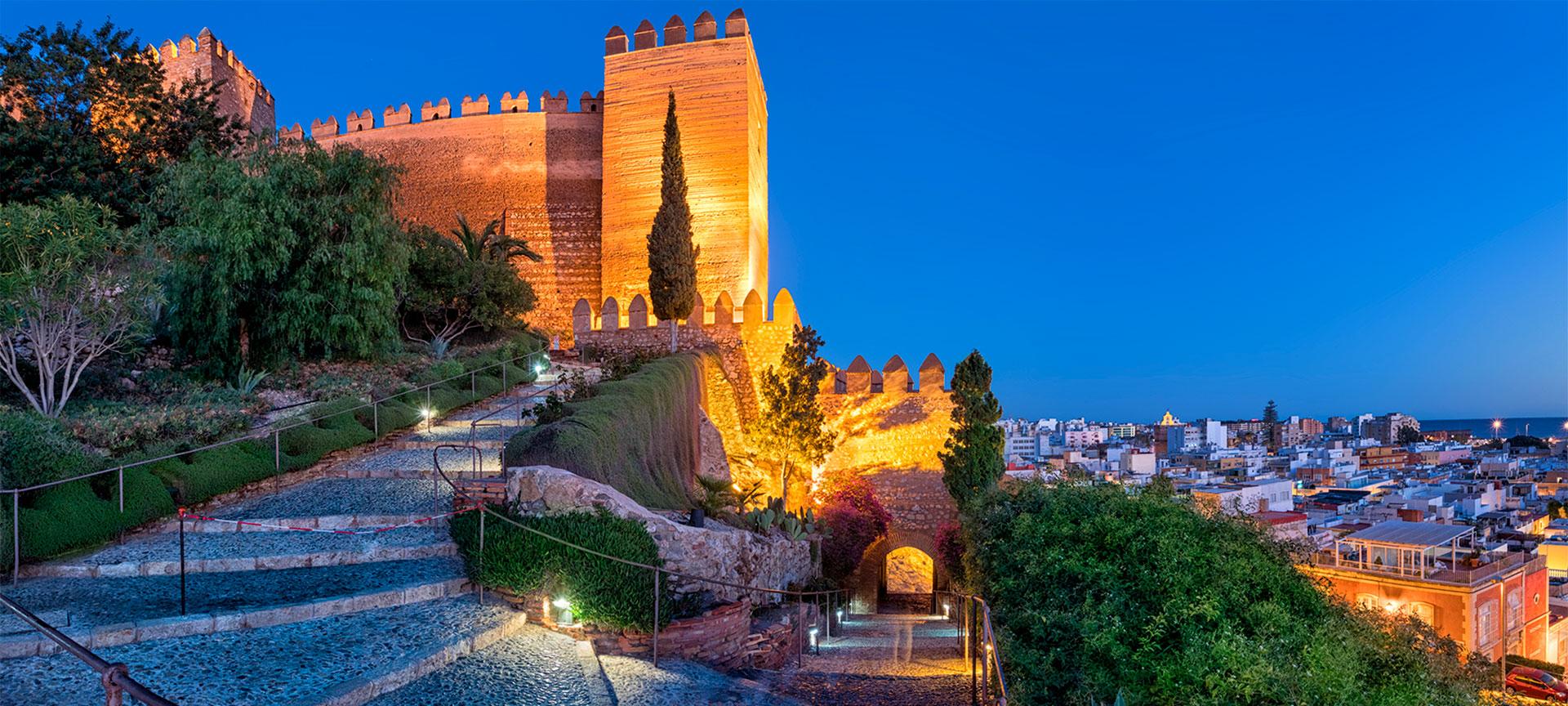 6 Easy Facts About Alcazaba Of Almería Shown