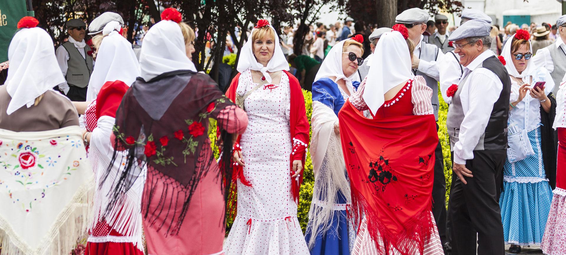 San Isidro Festivities Fiestas In Madrid Spain Info In English
