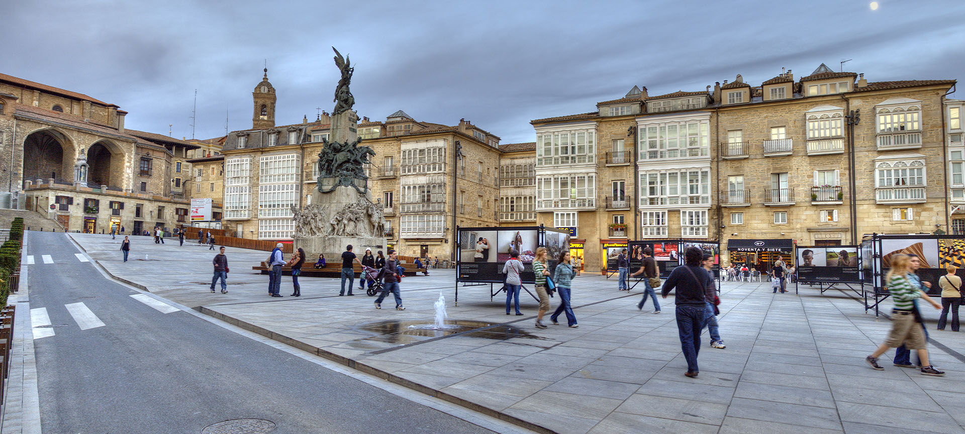 Tourism In Vitoria What To See Tourist Information Spain Info In English