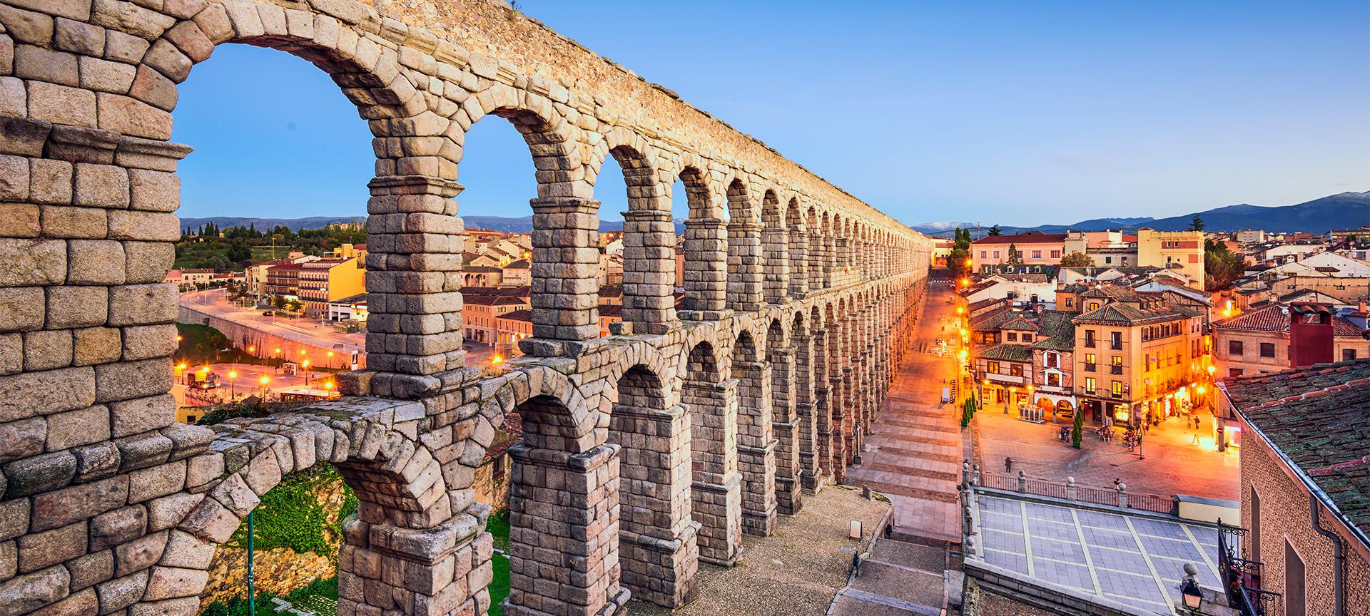 Visita Segovia in un giorno. Turismo nell'entroterra della Spagna    spain.info in italiano