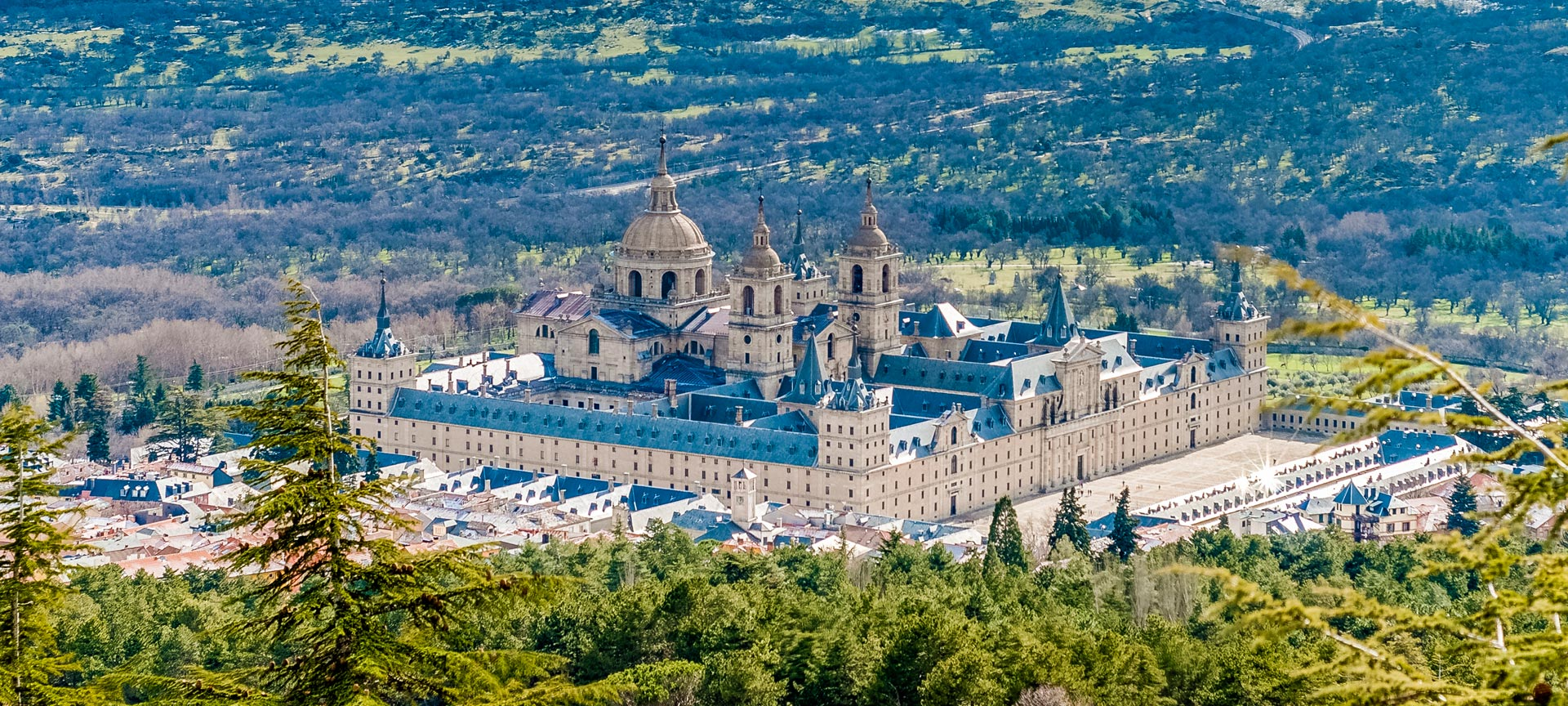 Royal Monastery Of San Lorenzo De El Escorial Madrid Info Spain Info In English